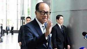 香港首富李嘉誠不積極挺共 被中共排擠邊緣化