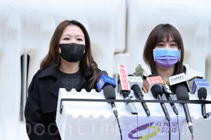 議員黃文萱退出公民黨 :「国安法」早已不是法律