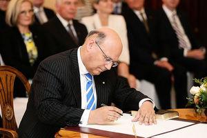 澳洲駐美大使:澳洲公眾支持政府對抗中共
