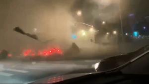 五一前夜南通超級大風 造成11人死亡
