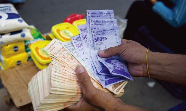 通脹嚴重 委內瑞拉調薪3倍不夠買一公斤肉