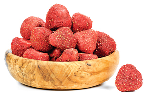 新口味 !美味的凍乾水果食譜(上)