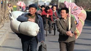中共公佈農民月收入4,072元引質疑