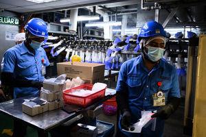 大馬企業適應疫境運作 4月製造業PMI上破榮枯線