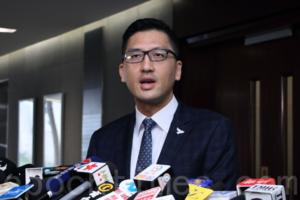 身陷囹圄無法履職 林卓廷辭任民主黨副主席