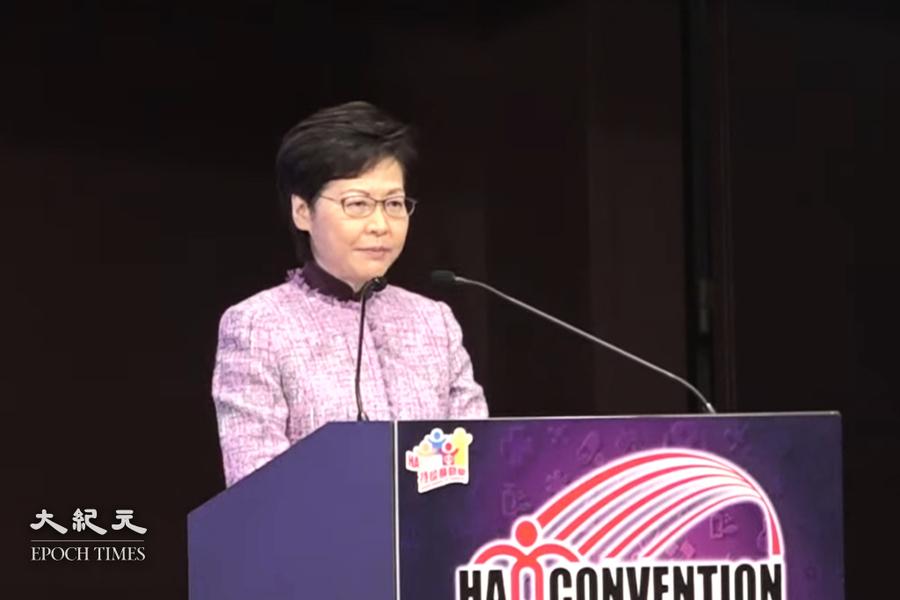林鄭提倡引入海外醫生 草案或本月提交立法會