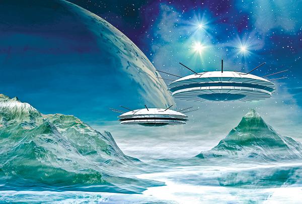 足夠證據證實UFO真實存在