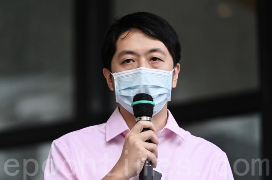 民主派陸續告別戰場 許智峯:為香港付出烙在心中