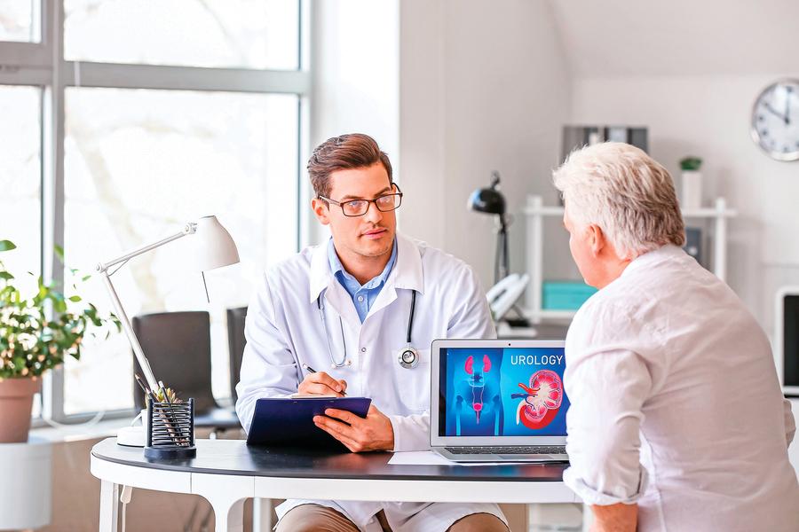 攝護腺肥大阻塞膀胱 恐引起腎功能受損