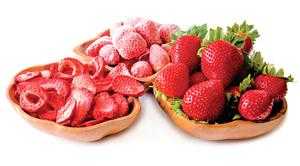 新口味 ! 美味的凍乾水果食譜(下)
