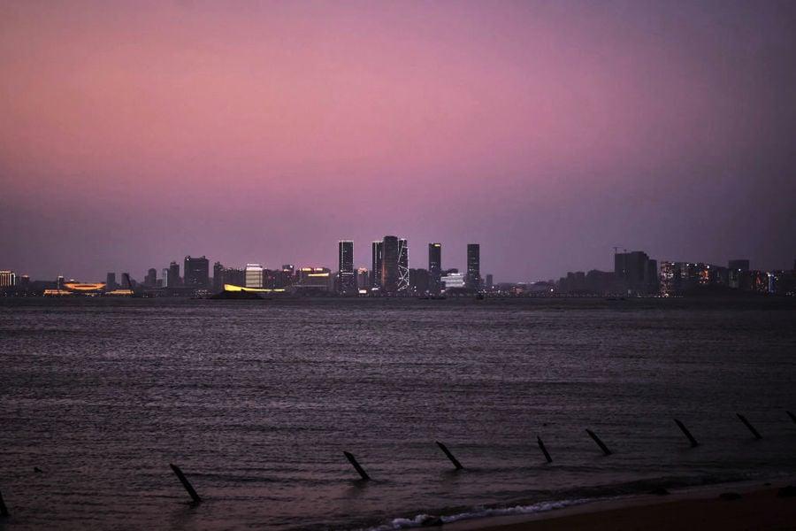 中共修訂「海上交通安全法」 為對外擴張鋪路