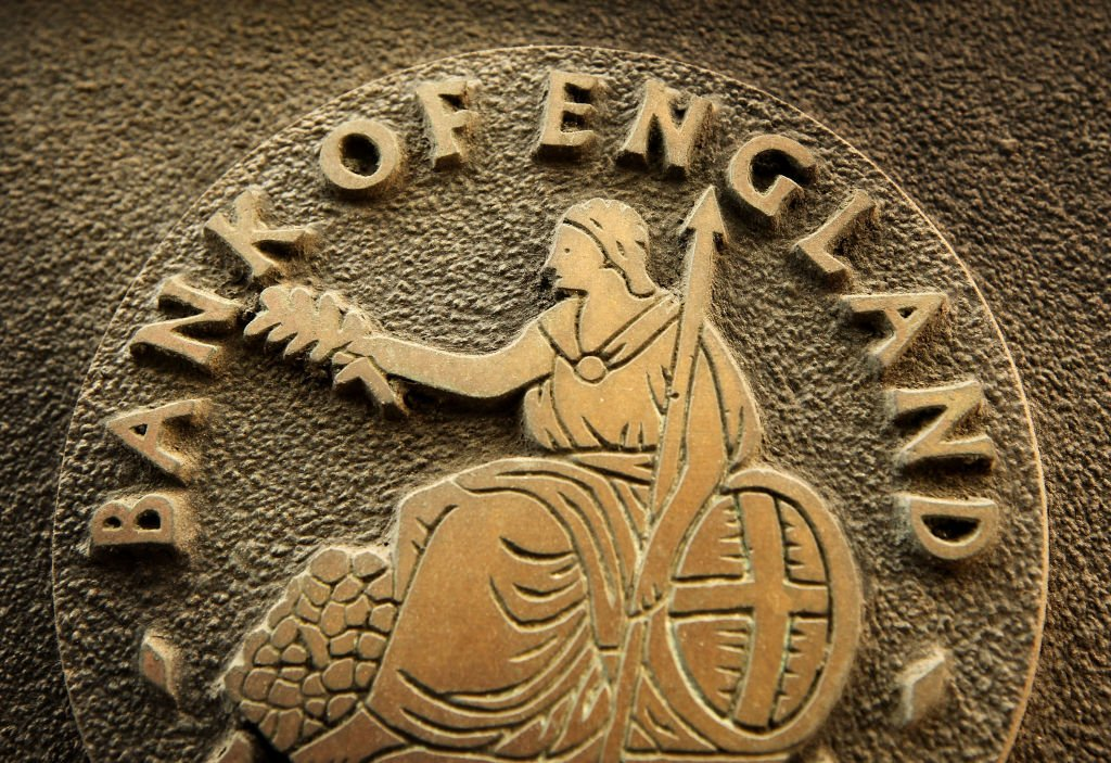 英國於當地時間5月4日公佈3月份按揭審批82,735宗,上月錄得87,385宗。(Peter Macdiarmid/Getty Images)