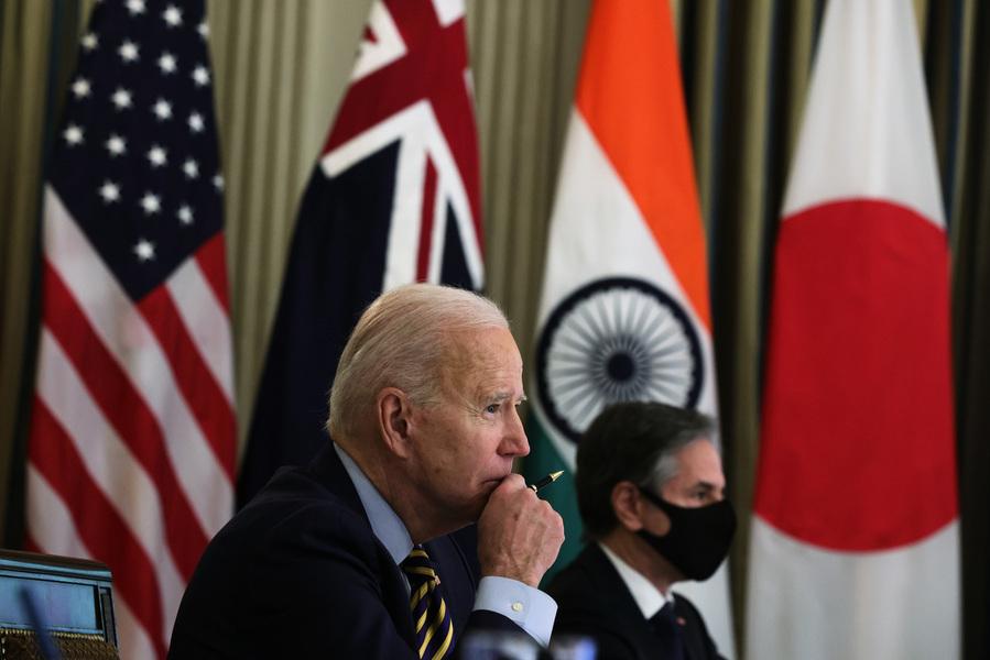 拜登政府改變對朝戰略 朝中社連發三聲明挑釁美國