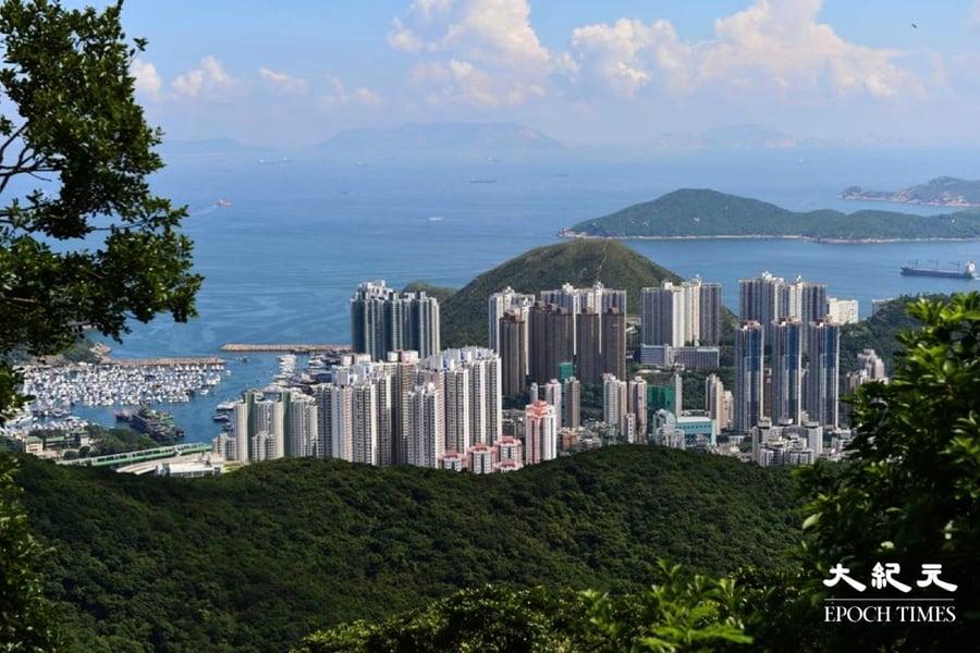 大量外籍人士離港 豪宅區租金高位跌25%