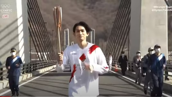 日本奧運聖火傳遞爆聚焦性感染 呈緊急狀態