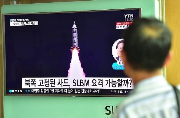 美專家:北韓SLBM導彈似翻版中共「巨浪1」