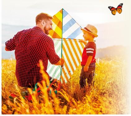 【浮生行吟】自由飛翔的風箏
