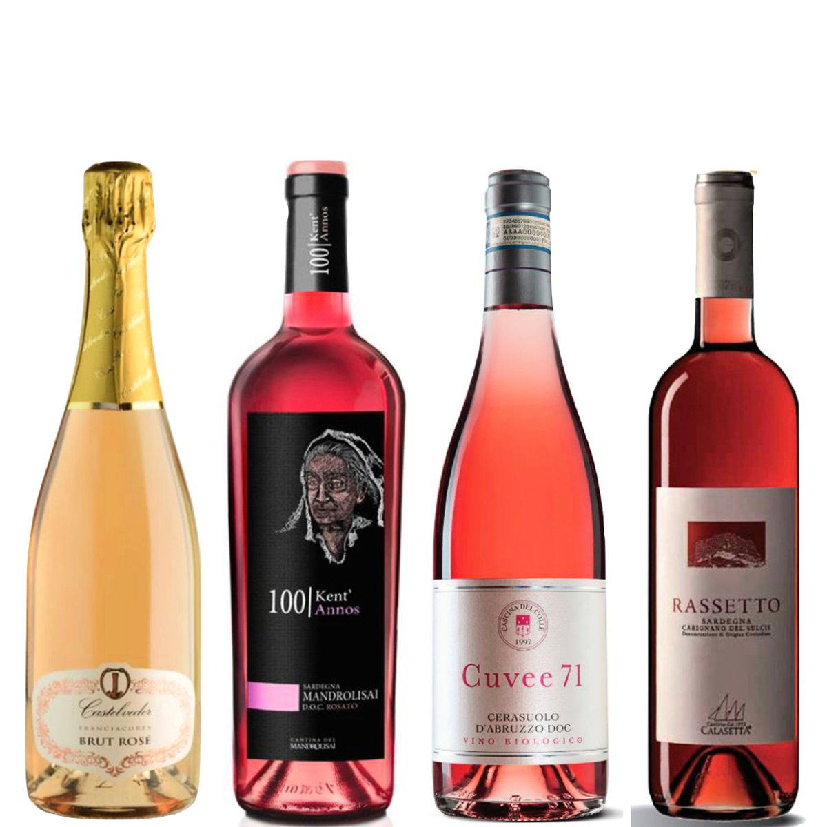 Ex Terra意大利玫瑰酒,母親節所有玫瑰酒85折。(Ex Terra提供)