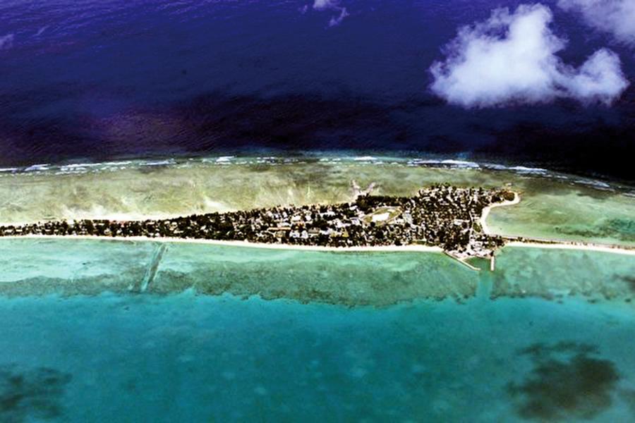 中共擬恢復太平洋小島戰略機場