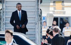 奧巴馬透露跟習談人權 淡化中美官員爭吵