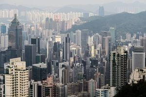 【香港樓價】一周微升0.05% 海柏花園錄雙位數升幅