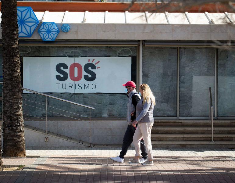 【國際旅客】3月訪西班牙旅客49萬 按年降76%