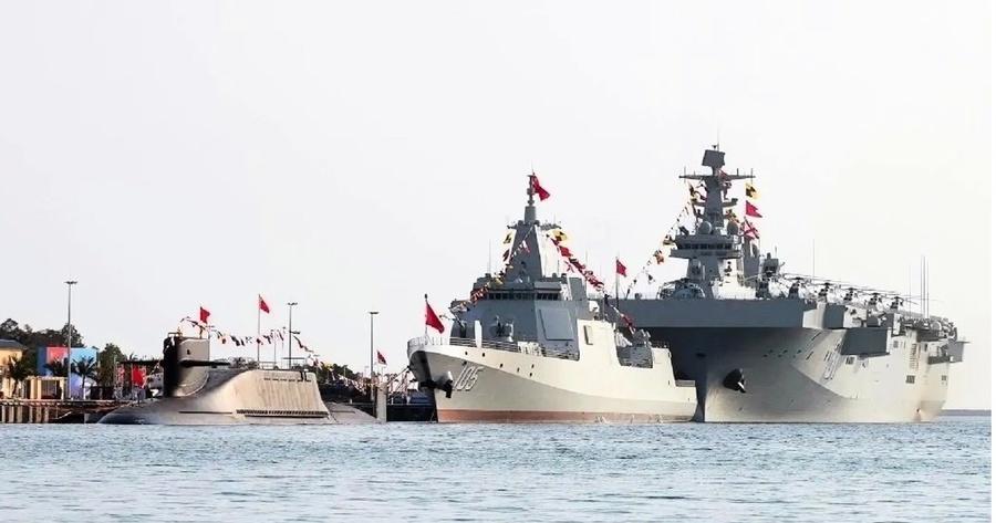 中共高調宣傳新型戰略核潛艇可攻擊美國全境