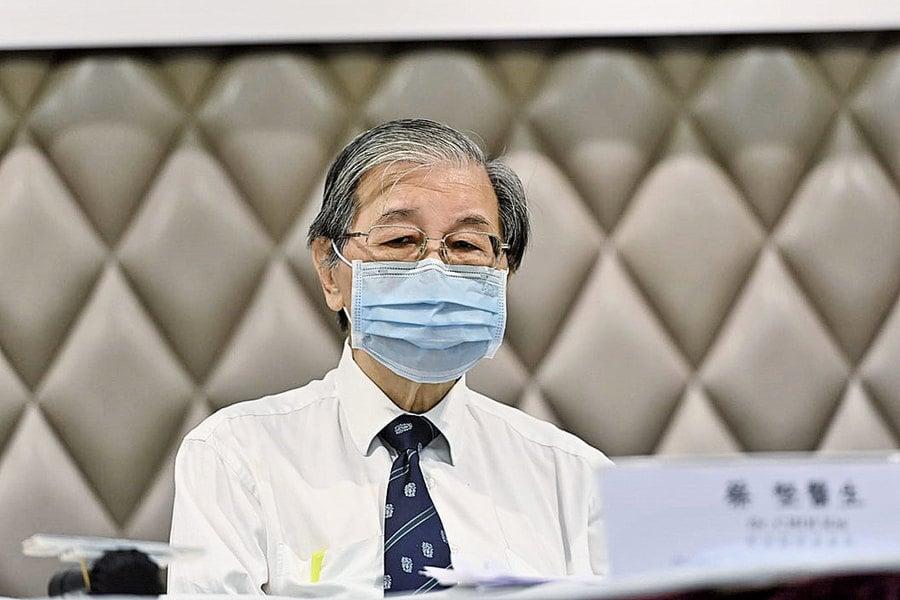 蔡堅:中共病毒似《生化危機》 日後或須每年打針