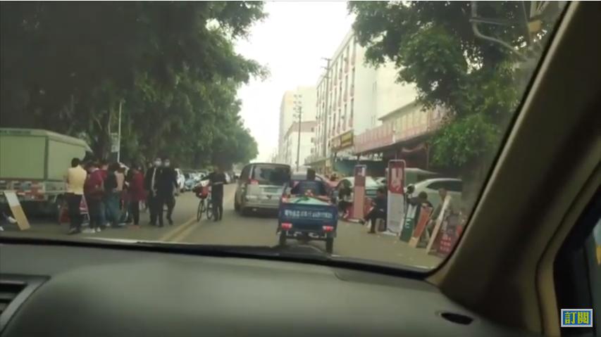 勞動力哪去了 廣州老闆排長隊等著被工人挑【影片】
