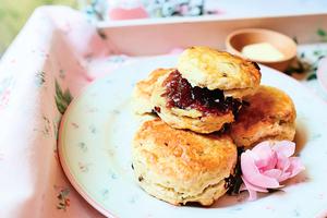 英式風情 下午茶必備茶點司康餅