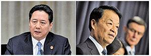 李小鵬任交通部長 不兼書記