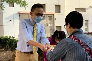 徐子見辭任漁灣區區議員:祝願大家保留一點真!保存一點心!