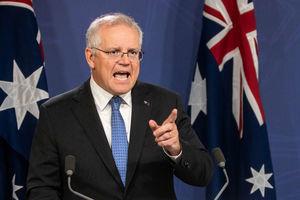 澳總理對台問題表態 胡錫進再次公開叫囂出言恐嚇