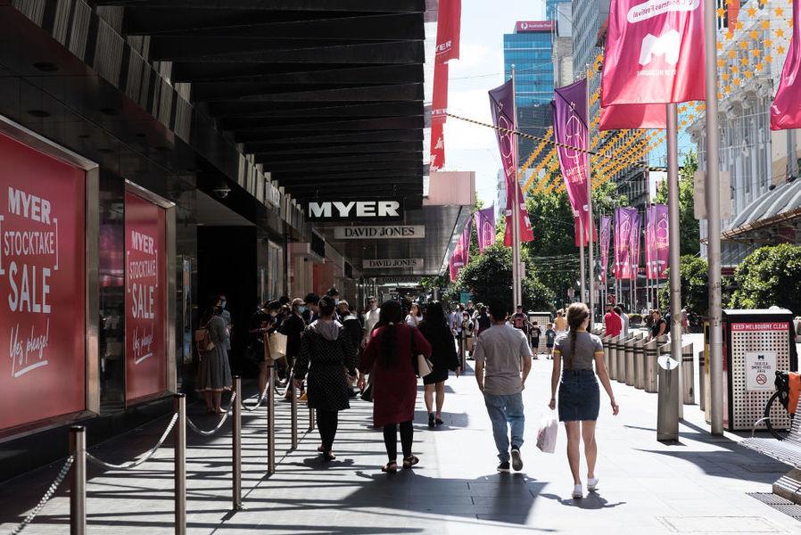 【商業信心】澳洲4月創歷史新高 零售板塊一馬當先