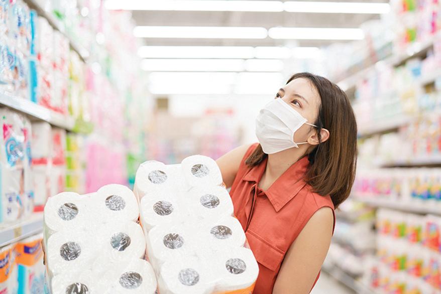 去超市購物要避免五種不討喜行為