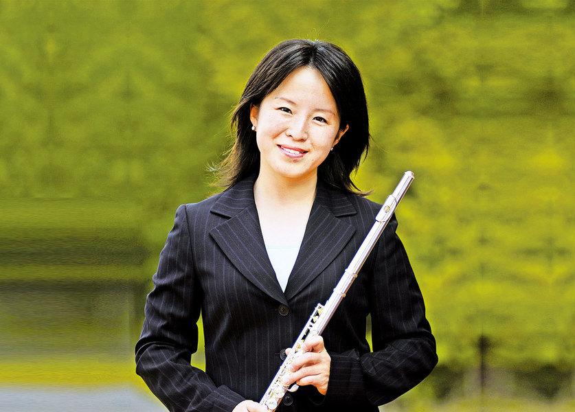 神韻兼備的交響樂 長笛演奏家陳纓談神韻