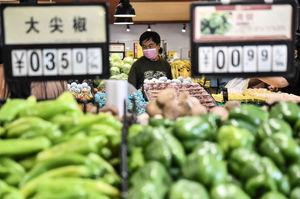 【通貨膨脹】大陸4月CPI升幅0.9% 略低於預期