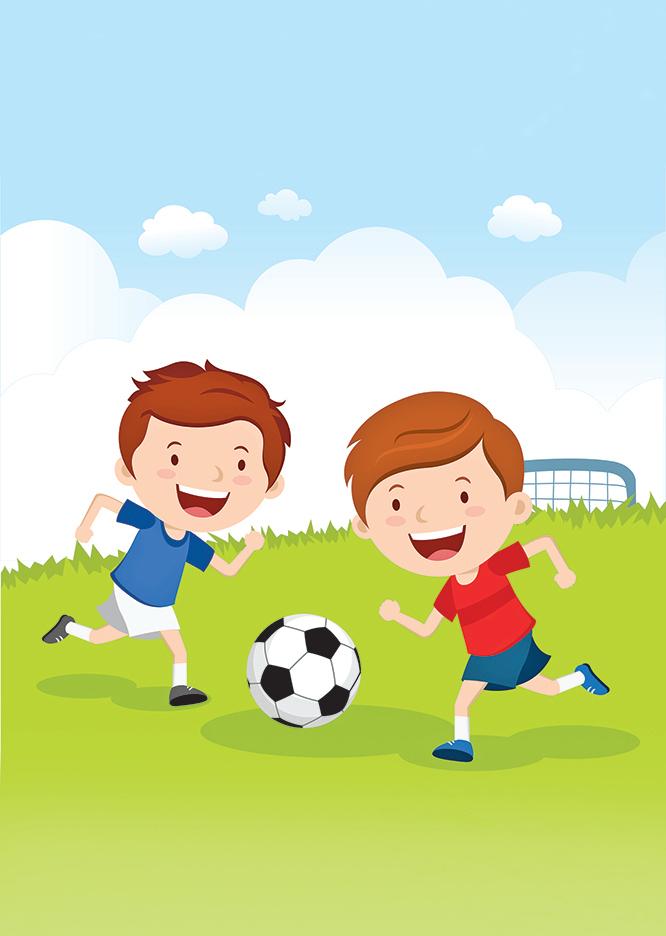 童詩 足球比賽