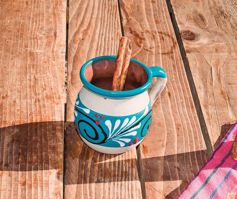 墨西哥咖啡中少不了肉桂。