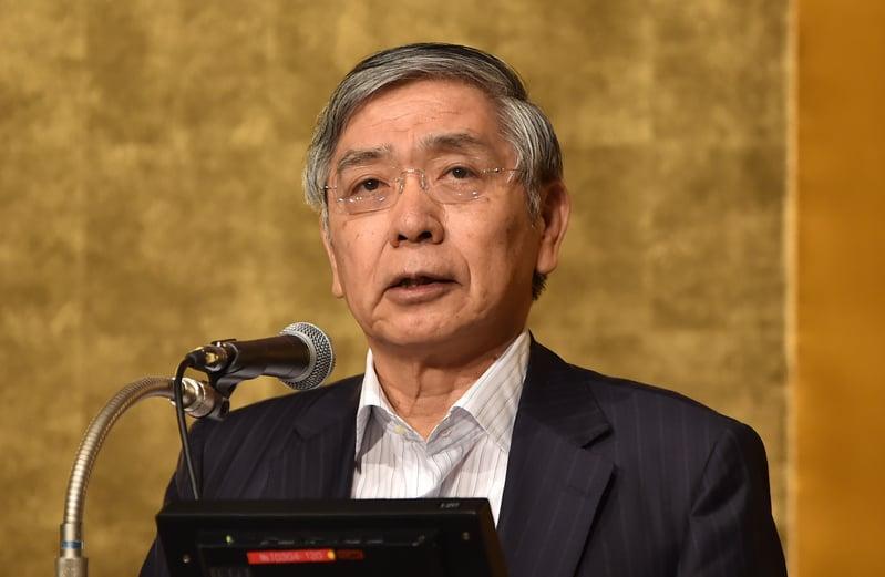 日銀總裁暗示新一輪緩和政策