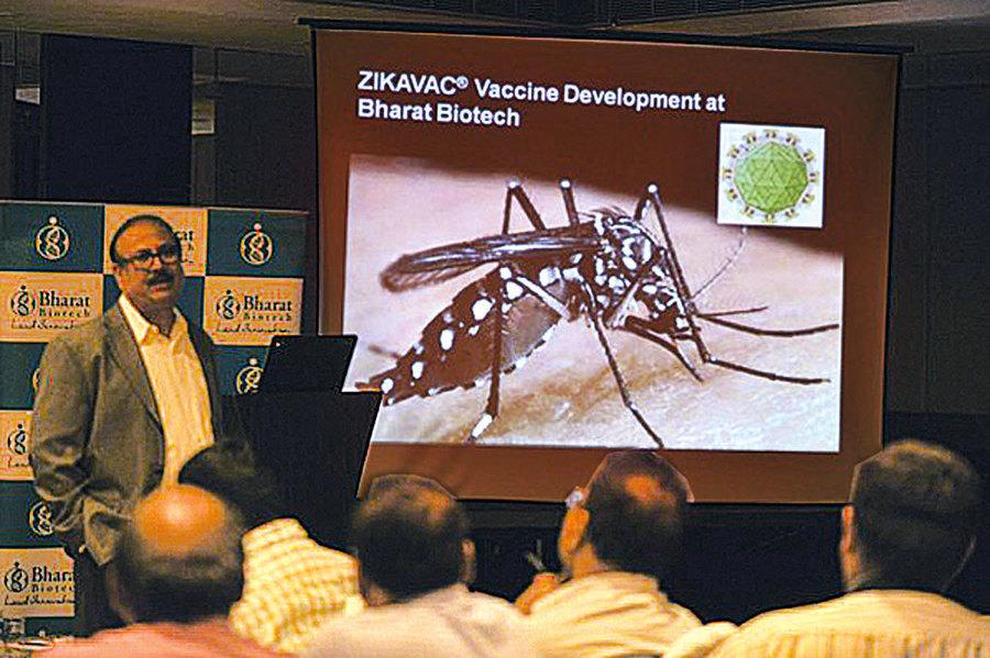 寨卡疫情 中印非恐26億人染病