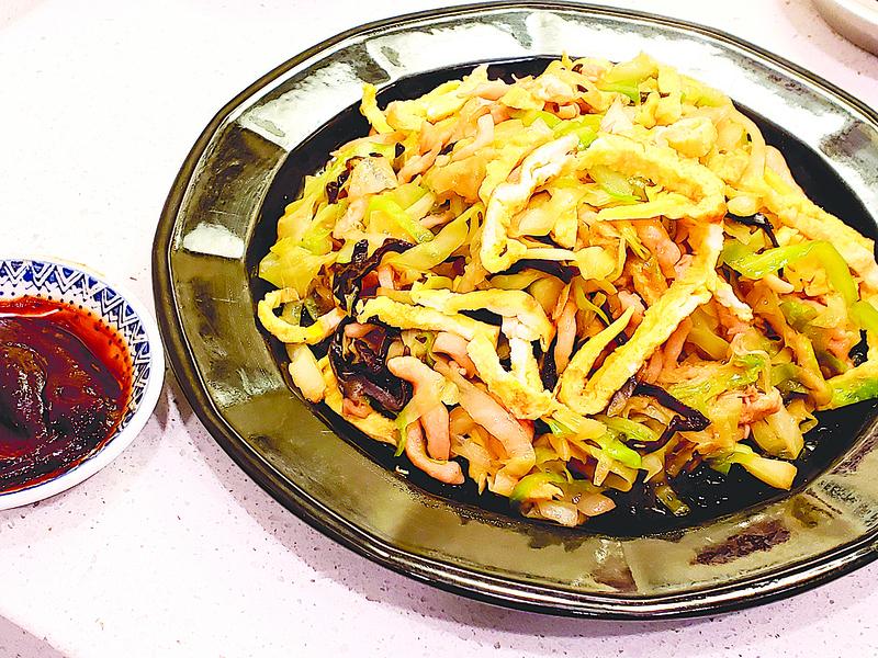 【梁廚美食】蔬菜炒雞絲