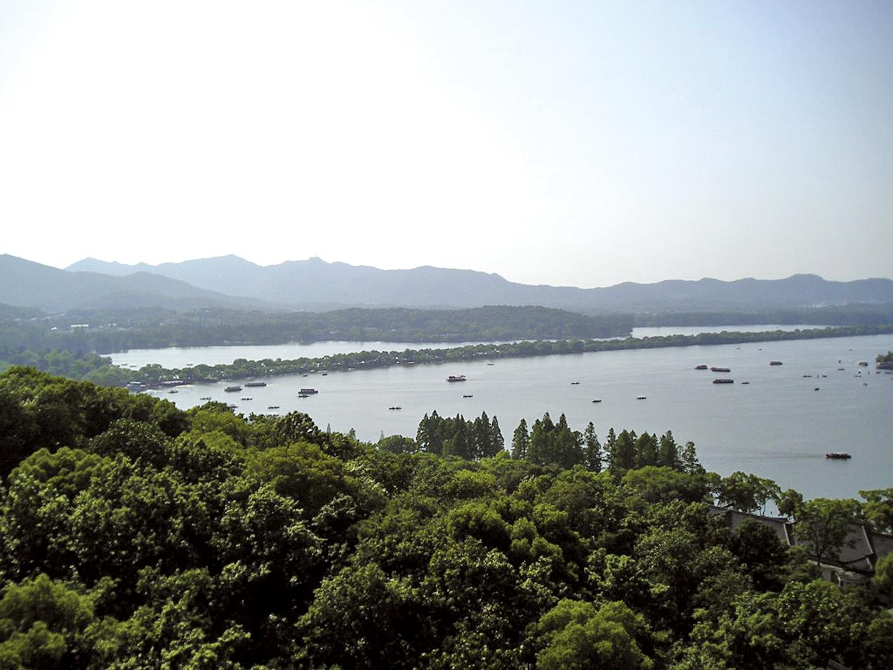 蘇堤(公有領域)