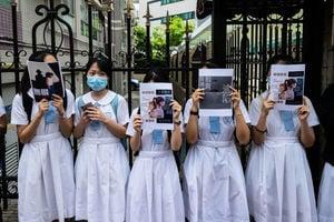 政治壓力日增 港四成教師有意離開教育界