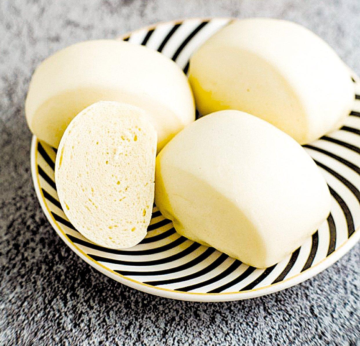 鬆軟綿密的山東饅頭,是很多台灣60多歲長者小時候的回憶。
