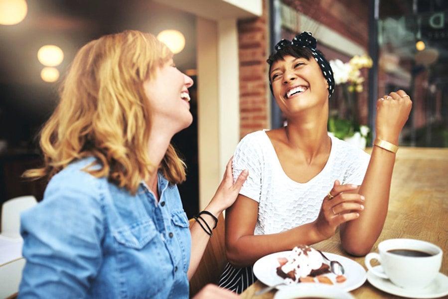 研究:通過笑聲判斷兩人是友還是陌生
