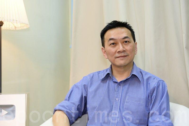《852郵報》昨(14日)宣布轉型為一人媒體,由總編輯游清源獨自經營。(大紀元)