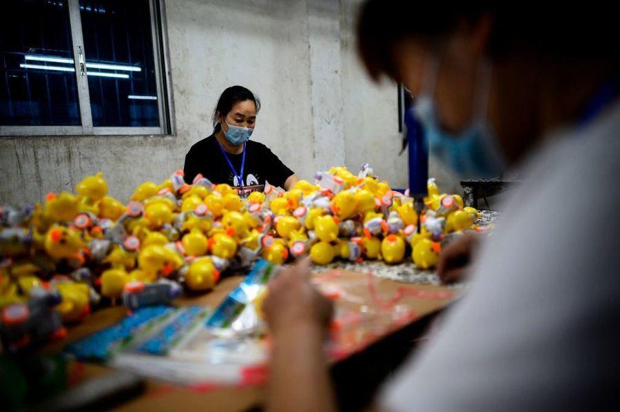 中國勞動力迅速下降 將撼動其「世界工廠」地位