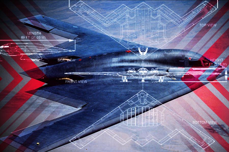 B-21轟炸機明年首飛 中共「飛龍-2」也湊熱鬧