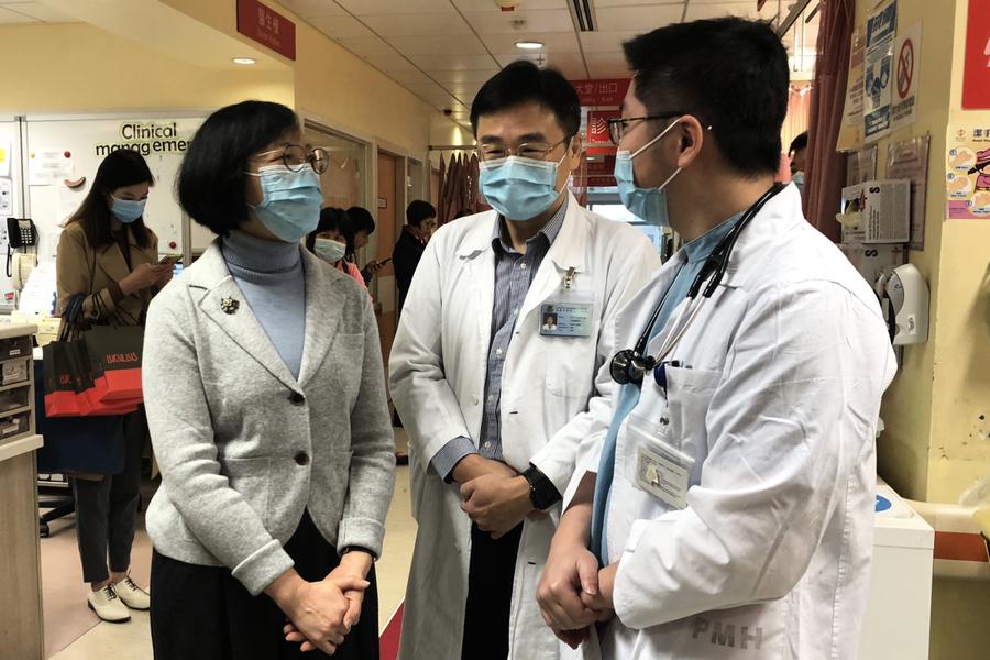 估計本港2040年醫生缺2000人 陳肇始籲闢途徑引入外地醫生